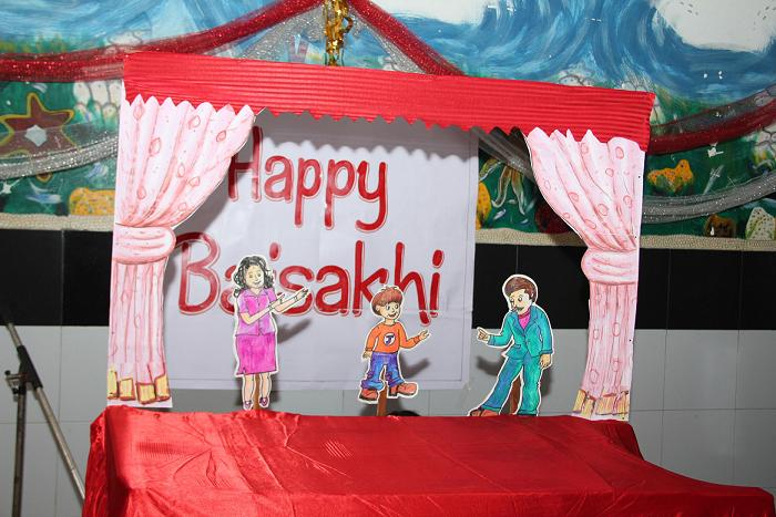 Ct Public School Jalandhar Photo Gallery Baisakhi Celebration