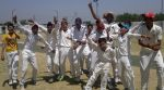 CT Public School emerged as champion in Cricket